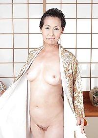 Japanese mature nude